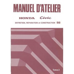 Manuel Atelier 1992 Tome 2