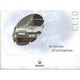 Notice d' Entretien 2000