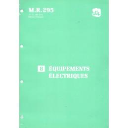 Manuel Réparation Electrique