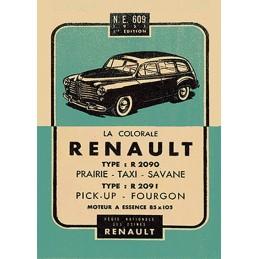 Notice d' Entretien  1951