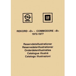 Catalogue Pieces Commodore B