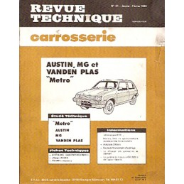 Revue Technique Carrosserie