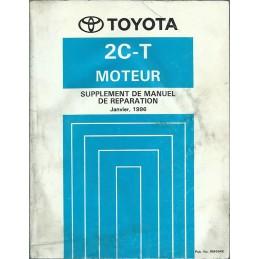 Manuel Atelier Moteur 2C-T