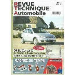 Revue Technique 2003