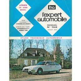 Revue Technique CX Diesel