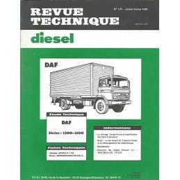 Revue Technique Diesel 1984