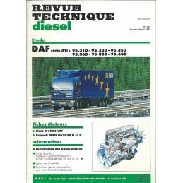 Revue Technique Diesel 1991