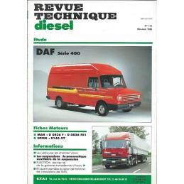 Revue Technique Diesel 1992