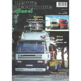 Revue Technique Diesel 1996