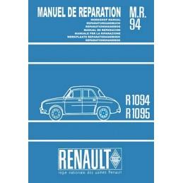 Manuel Reparation  R 1094 / R 1095