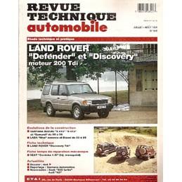 Revue Technique 200 TDi  1994