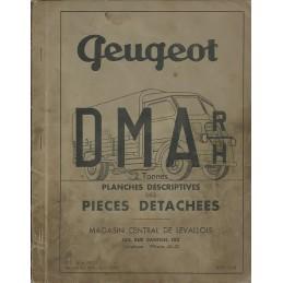 Catalogue de Pieces DMA