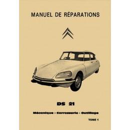 Manuel de Reparation DS 21