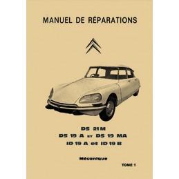 Manuel Reparation DS21 - DS19