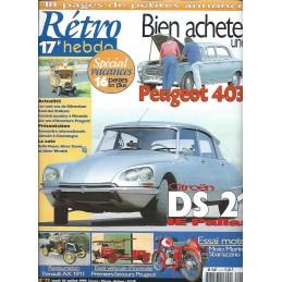 Retro Hebdo N° 73