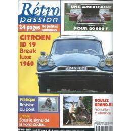 Retro Hebdo N° 99
