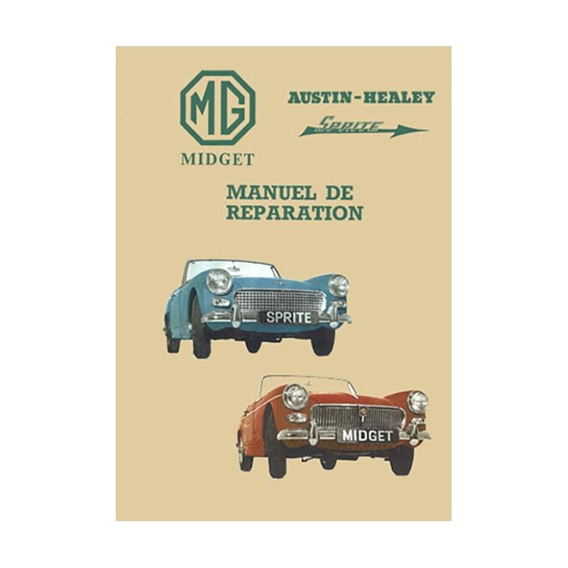 Manuel de Reparation MK1 / MK2