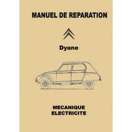Manuel de Reparation Mecanique