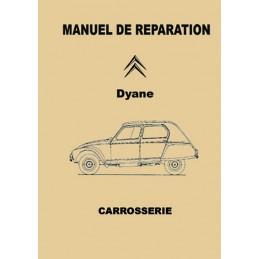 Manuel de Reparation  Carrosserie
