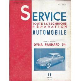 Revue Technique 1954