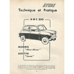 Revue Technique Morris 850