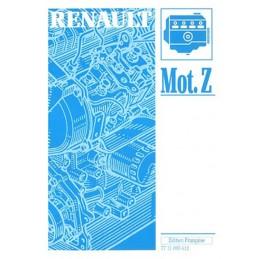 Manuel Reparation V6 Z7W