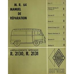 Manuel Reparation R2130 / R2131