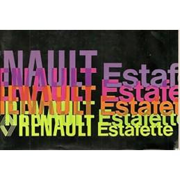 Notice d' Entretien R2136 / R2137
