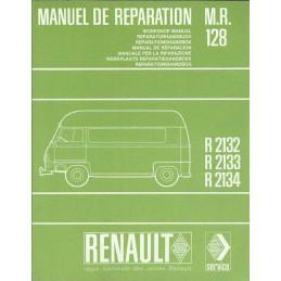 Manuel Reparation R2132 / 33 / 34