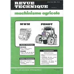 Revue Technique 303 / 309
