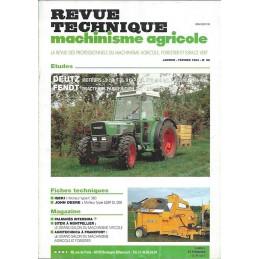 Revue Technique Serie Farmer