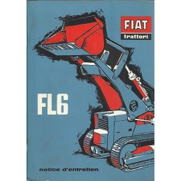 Livret Entretien Fiat FL6