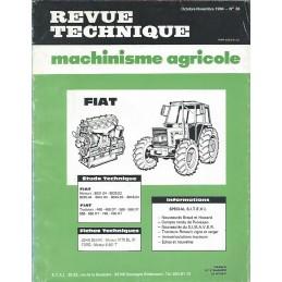 Revue Technique 466 a 766
