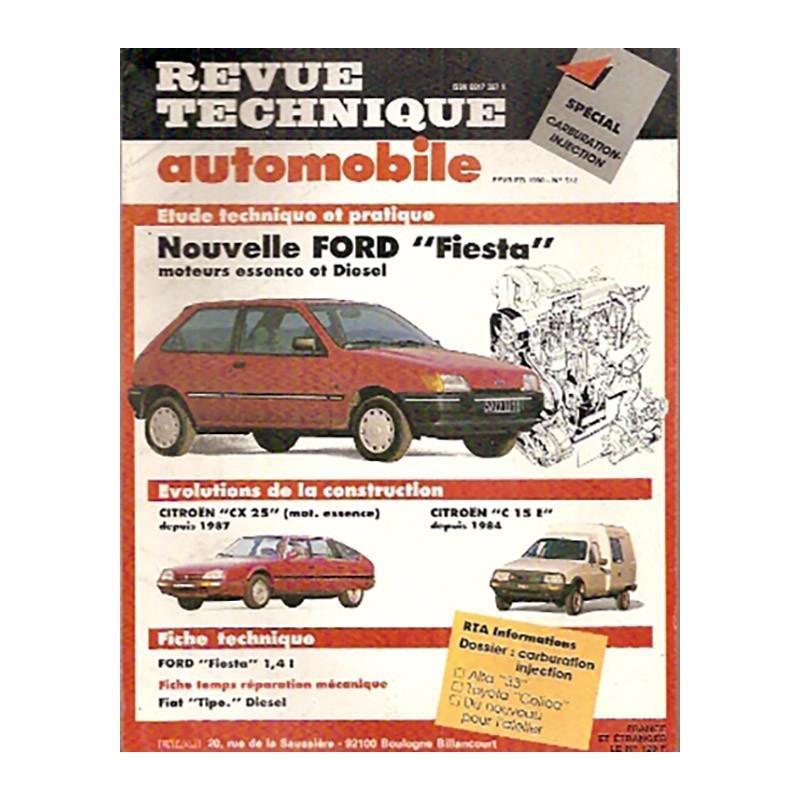 Revue Technique  1990