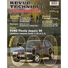 Revue Technique  1996