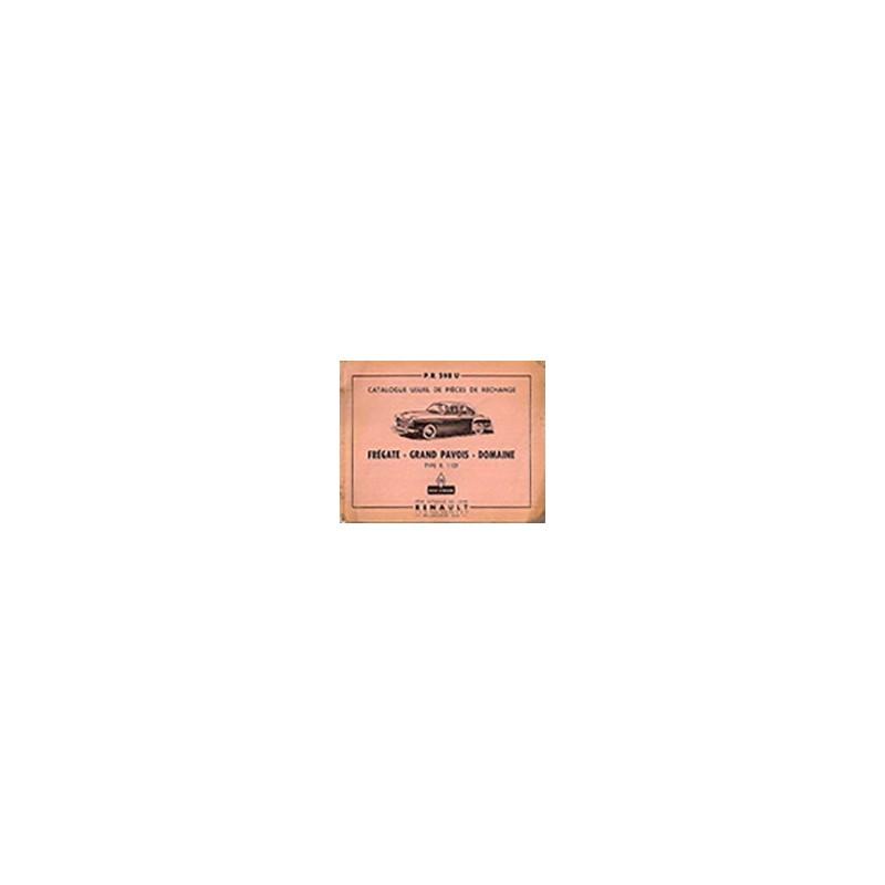 Catalogue de Pieces  R 1101