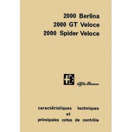 Manuel Technique  2000 GTV