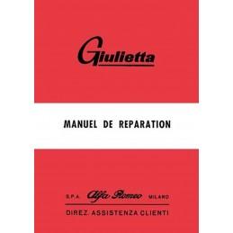 Manuel de Reparation 1959