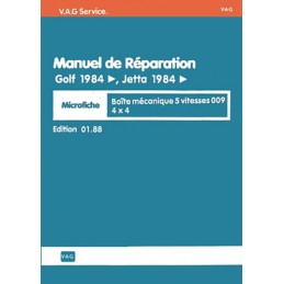 Manuel Reparation BV Synchro