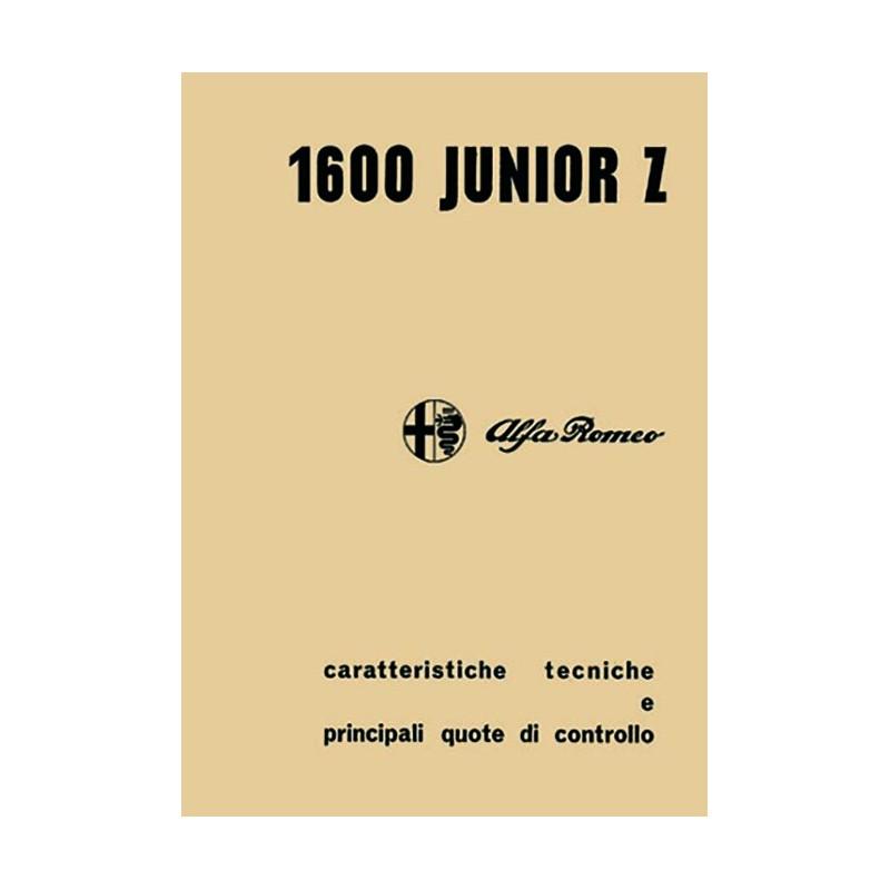 Documentation Technique 1600 Z