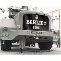 Documentation poids lourd camion BERLIET
