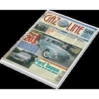Magazine auto Gazoline : tous les numéros disponibles
